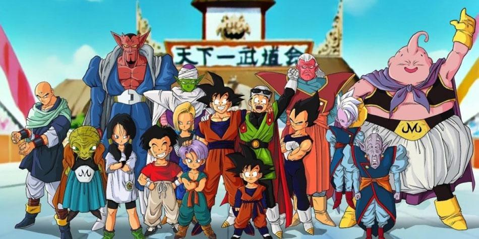 Anime Barajas 90's